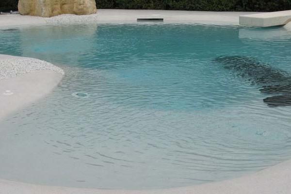 Dise o y construcci n de piscinas de arena premix marbletite - Diseno y construccion de piscinas ...