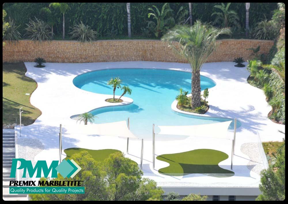 205 premix marbletite - Piscinas de arena com ...