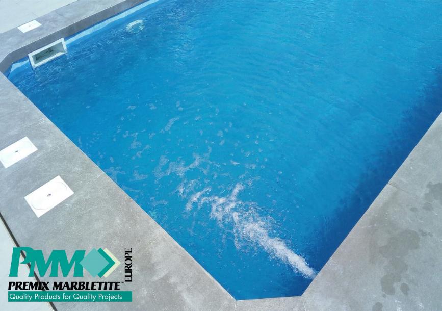 Pavimentos exteriores para piscinas
